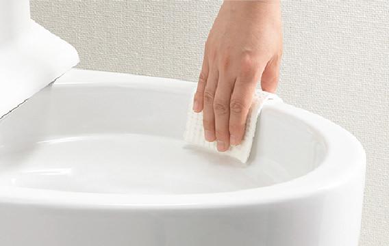 リトイレ便器+暖房便座